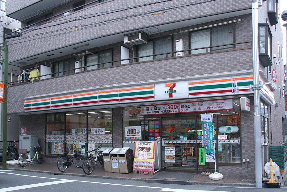 セブンイレブン 大田区池上3丁目店