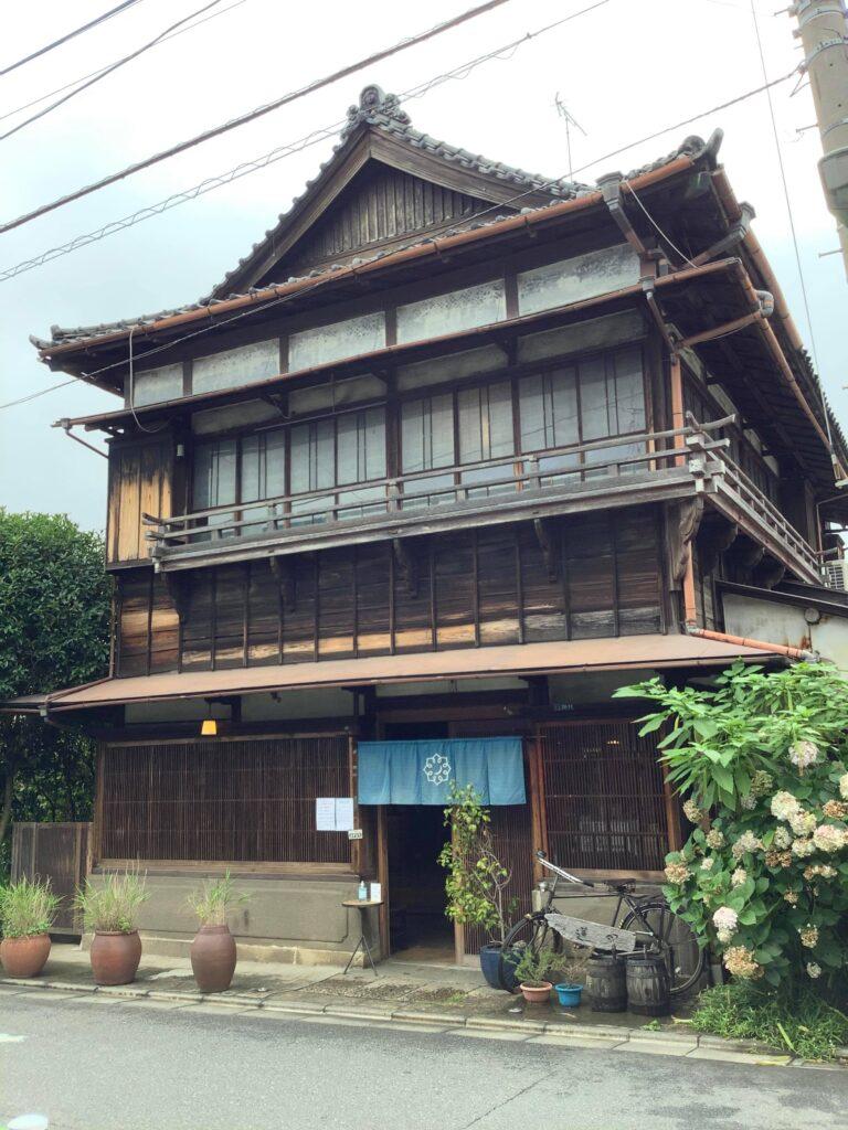 池上 古 民家 カフェ